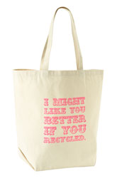 Dogeared Canvas Tote ($27, Nordstrom)