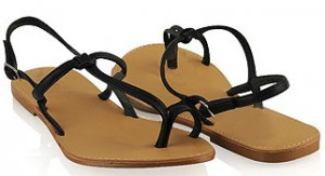 Fab Strappy Sandals ($19.80, Forever 21)