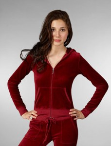 Juicy Couture Velour Tracksuit (Pants - $120, Hoodie - $98)