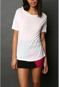 BDG Cowl Neck Tee ($24, Urban Outfitters)