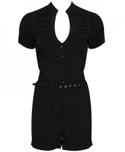 Ruffle Front Jumpsuit ($24.80, Forever21)