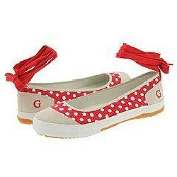 GUESS by Marciano Aisling Red White Dots, $21.99