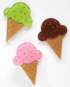 Ice Cream Pins