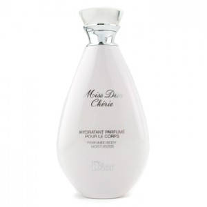 Miss Dior Cherie Perfumed Body Moisturizer ($45, Christian Dior)