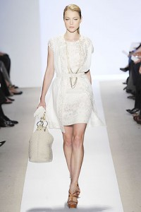 Bagdley Mischka Sring 2009 Ready-To-Wear Collection