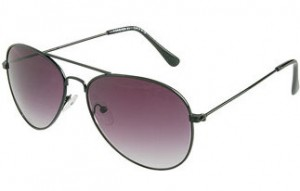 Metal Avaiator Sunglasses ($5.80, Forever21)