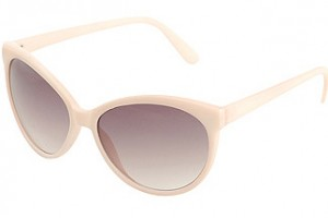 Rounded Cat Eye Sunglasses ($5.80, Forever21)