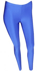 Blue Glam Leggings ($12.80, Forever21)