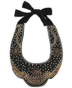 Celebration Bib Necklace ($10.80, Forever21)