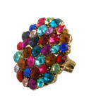 Colored Stone Ring ($6, Wet Seal)