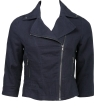Linen Motorcycle Jacket ($29.99, Charlotte Russe)