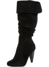 Suede Scrunch Boots ($34.99, Charlotte Russe)