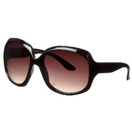 Hollywood Intuition Sunglasses - Black ($14.99, Target)