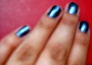 Sally Hansen Hard As Nails 'Gunmetal'