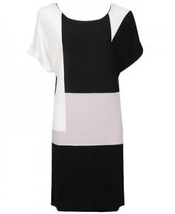 Mod Colorblock Dress ($27.80, Forever21)