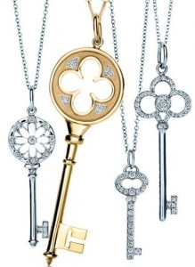Tiffany's Key Collection