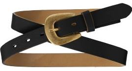 Women's Faux-Leather Fashion Belt ($10, Old Navy)