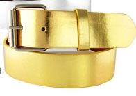 Women's Metallic 1.5-cm Faux Leather Belt ($13.99, www.overstock.com)