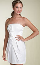 As U Wish Ruffled Strapless Dress ($58, Nordstrom)