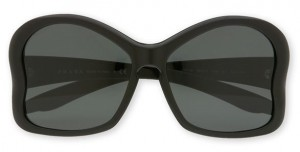 Prada Large Butterfly Frame Sunglasses ($245)