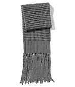 Thermal Stitch Scarf ($39.50, Express)