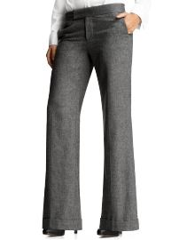 Tweed Trousers ($69.50, Gap)