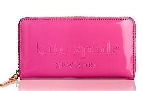 kate spade new york Big Apple Neda Continental Wallet ($145, Bloomingdales)