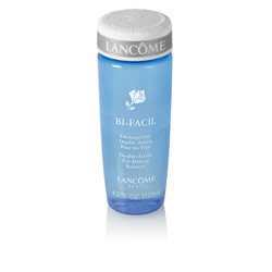 BI-FACIL - Double-Action Eye Makeup Remover ($26, Lancome)