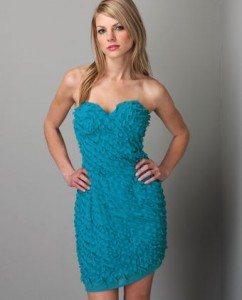 Blue Beyou Dress