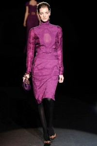 Carolina Herrera Fall 2009 Ready-to-wear collection