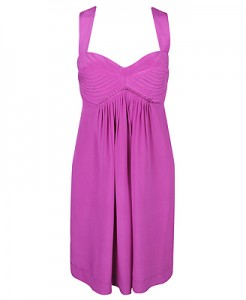 Goddess Chiffon Dress ($29.80, Forever21)