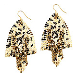 Hesson Earrings, Gold ($10, Aldo)