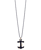 Deadweight Anchor Necklace ($4.80, Forever 21)
