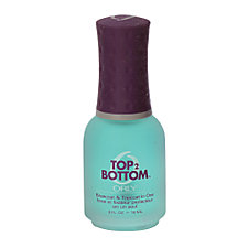Orly Top 2 Bottom Basecoat and Topcoat ($6.99, Sally Beauty Supply)