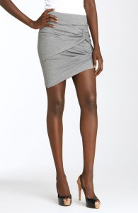 Robert Rodriguez Twist Knot Pencil Skirt ($159, Nordstrom)