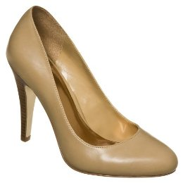 Women's Mossimo Virginia Pumps - Taupe ($29.99, Target)