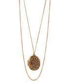 Filigree Locket Necklace ($7.80, Forever21)