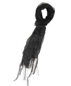 Lace Scarf ($8.80, Forever21)